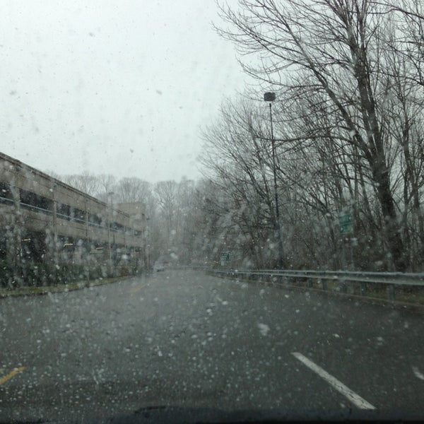 Photo taken at Garden State Parkway -- Saddlebrook by Laura C. on 3/16/2013