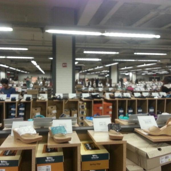 Dsw Shoe Store Union Square