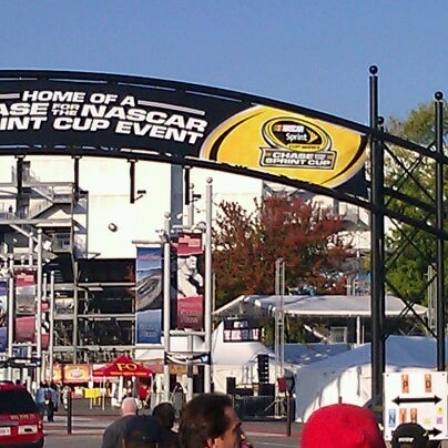 Photo taken at Dover International Speedway by John V. on 9/30/2012