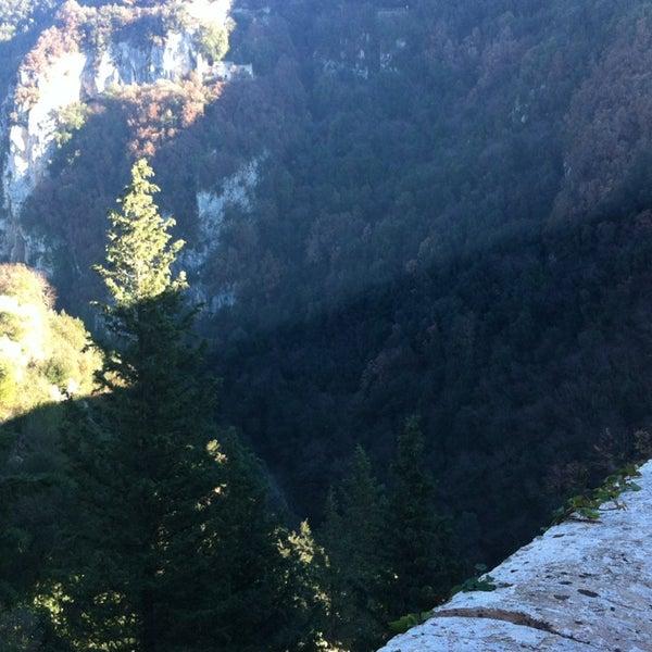 Photo taken at Ponte Delle Torri by Marco Elia D. on 12/31/2012