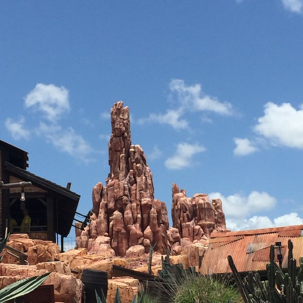 Photo taken at Frontierland by J W. on 6/15/2015