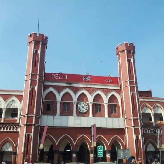 Old Delhi Railway Station (DLI)