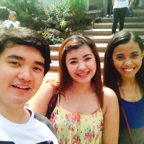 Photo taken at National Shrine of Our Lady of Peace and Good Voyage (Antipolo Cathedral) by Juzelle R. on 6/28/2015