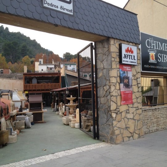 Chimeneas sirvent furniture home store in cocentaina - Chimeneas sirvent ...
