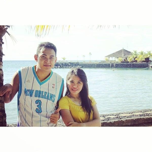 Photo taken at Tasik Ria Resort by Kendis R. on 1/7/2014
