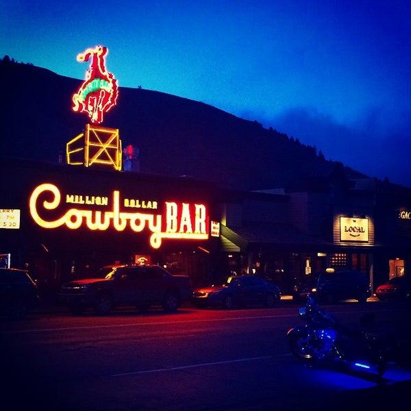 Photo taken at Million Dollar Cowboy Bar by kim h. on 10/16/2014