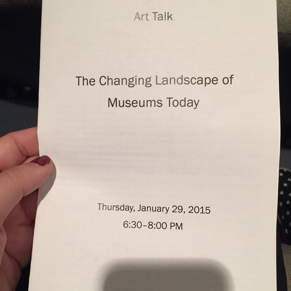 Photo taken at Asia Society New York by Cari on 1/29/2015