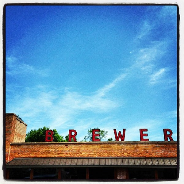Photo taken at Greenbush Brewing Company by Timothy S. on 6/16/2013