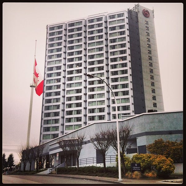 Sheraton Vancouver Guildford Hotel Guildford Surrey Bc