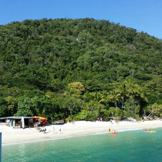 Beach Island: Fitzroy Island
