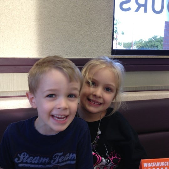 Photo taken at Whataburger by Kimberly C. on 10/15/2012