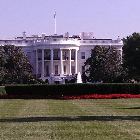 Photo taken at The White House by Marquita M. on 6/21/2013