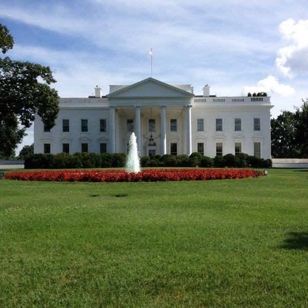 Photo taken at The White House by Louis-Philip D. on 7/14/2013