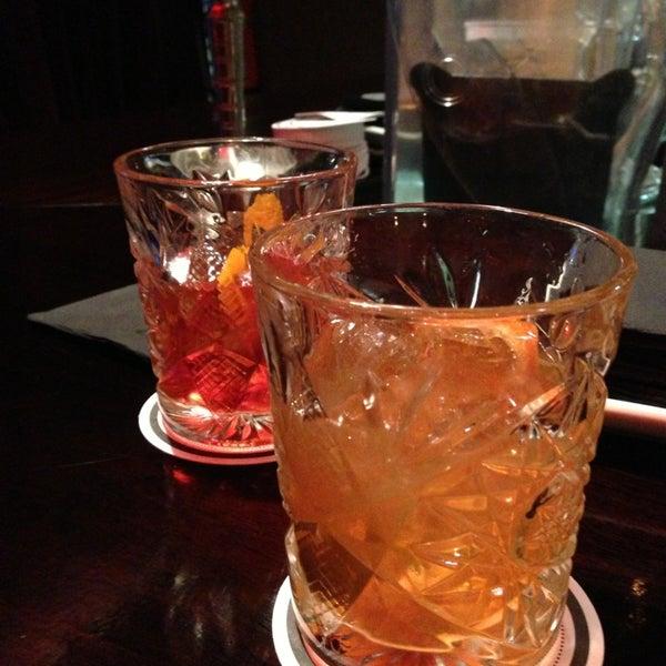 Photo taken at Slow Barcelona Cocktails & Boîte by Su Ann C. on 5/29/2013
