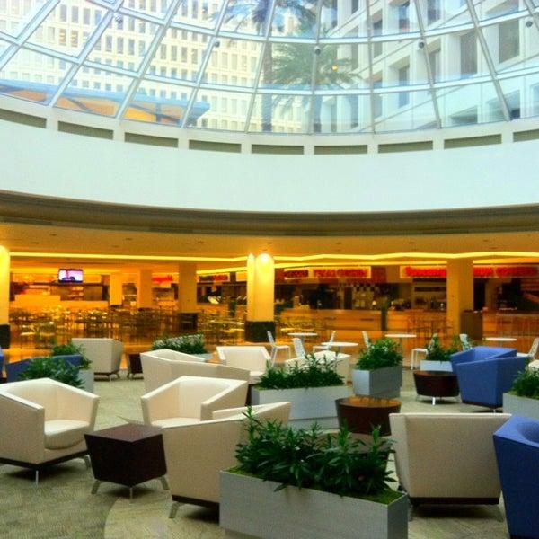 Greenway Plaza Food Court