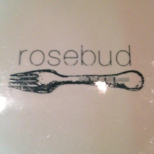 Photo taken at Rosebud by Maria H. on 12/15/2012
