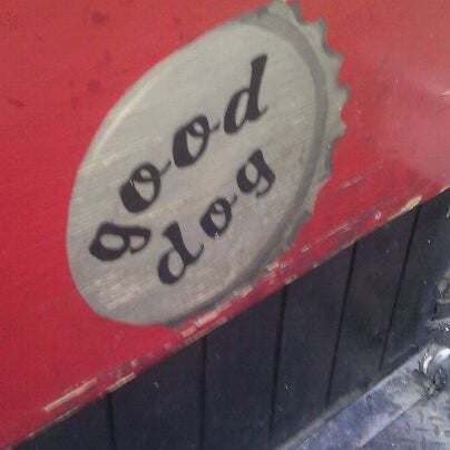 Photo taken at Good Dog Bar & Restaurant by Dave C. on 10/9/2011