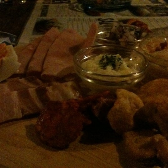 Photo taken at Bobek Cafe by Ágnes F. on 11/13/2012