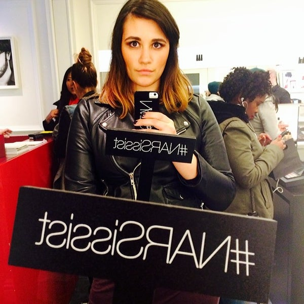 Photo taken at NARS 413 Bleecker by Eloise L. on 3/14/2014