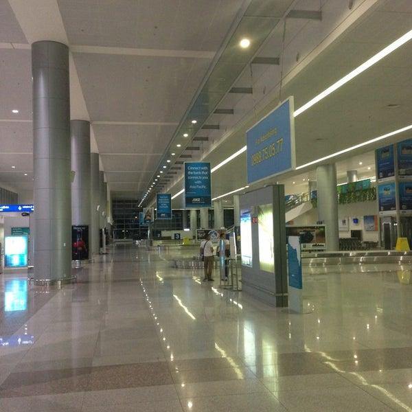 Photo taken at Tan Son Nhat International Airport (SGN) Sân Bay Quốc Tế Tân Sơn Nhất by Kenichi S. on 7/23/2013