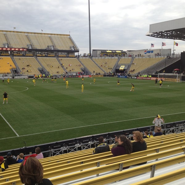 Photo taken at MAPFRE Stadium by Bobby K. on 4/27/2013
