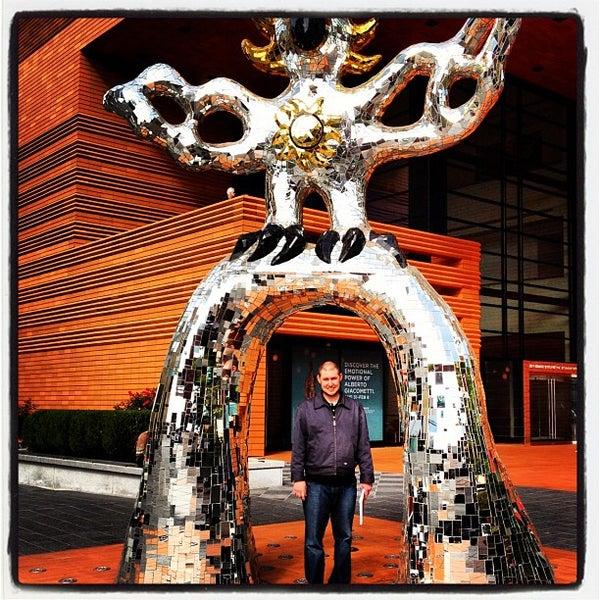 Photo taken at Bechtler Museum of Modern Art by Sheik Y. on 11/24/2012