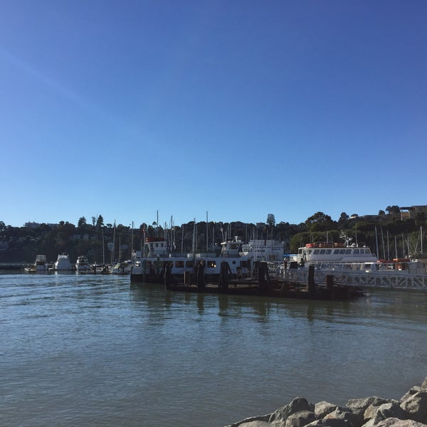 Photo taken at San Francisco Yacht Club by Julianne K. on 12/23/2014