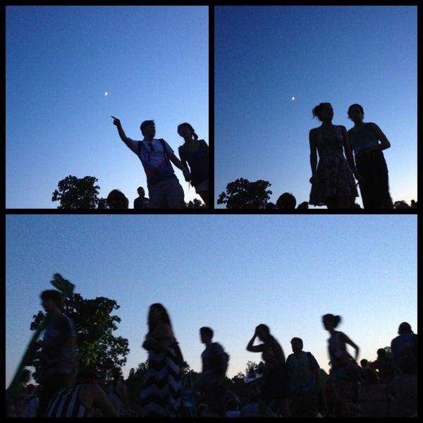 Photo taken at Bonnaroo Music & Arts Festival by David M. on 6/14/2013