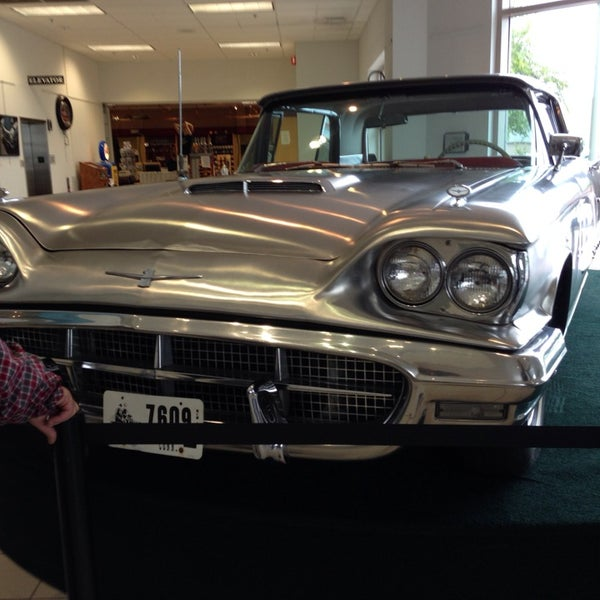 Photo taken at Antique Automobile Club of America (AACA) Museum by Jean-Michel P. on 10/13/2013