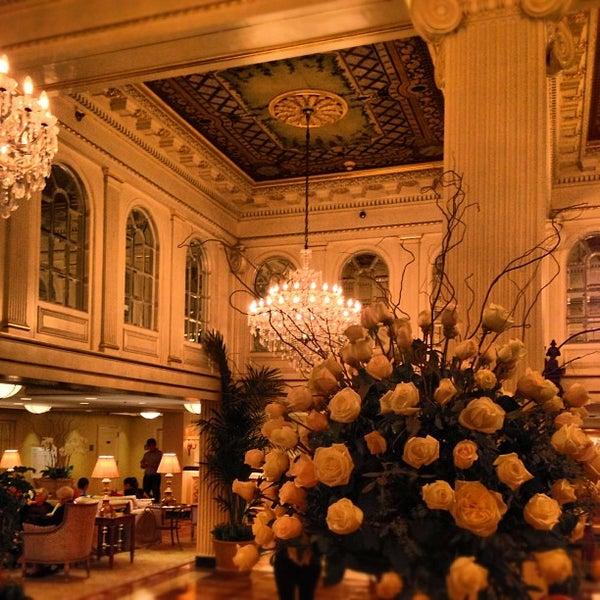 Hotel Monteleone Room Service