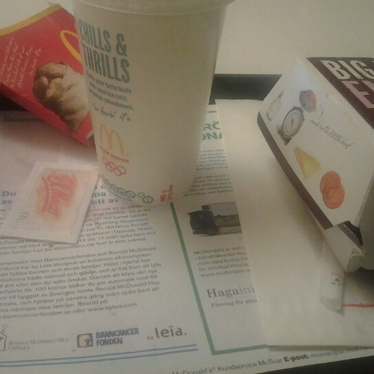 Photo taken at McDonald's by Felix A. on 9/21/2012