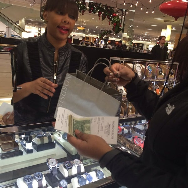 Photo taken at Nordstrom Somerset Collection by Ellyn M. on 12/22/2013