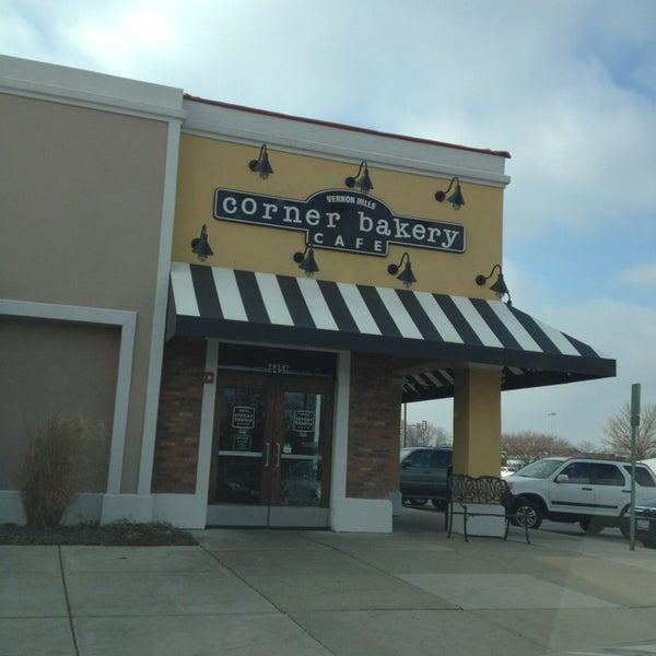 Corner Bakery Cafe Vernon Hills Il