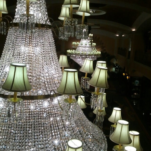Photo taken at Amway Grand Plaza Hotel by Morgane L. on 6/1/2013