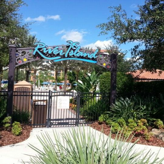 River Island At Orange Lake Resort Resort