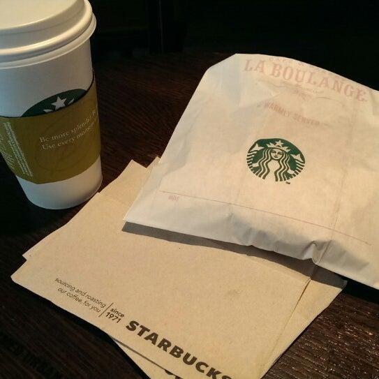 Photo taken at Starbucks by Jesse B. on 5/28/2014