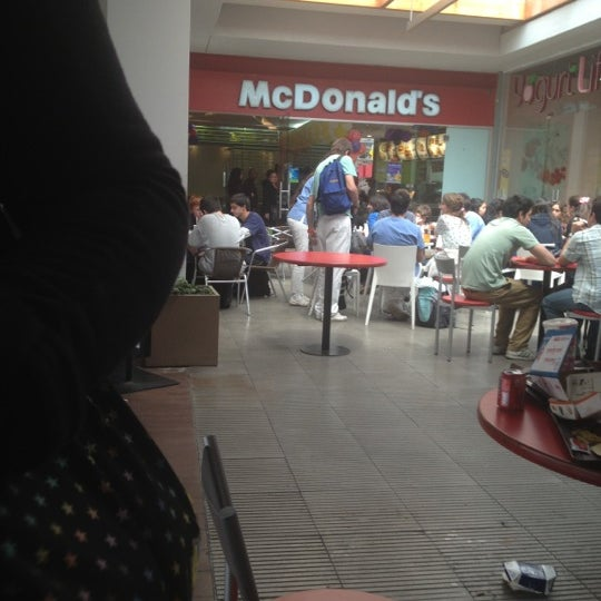Photo taken at McDonald's by Valeissozombie on 10/3/2012