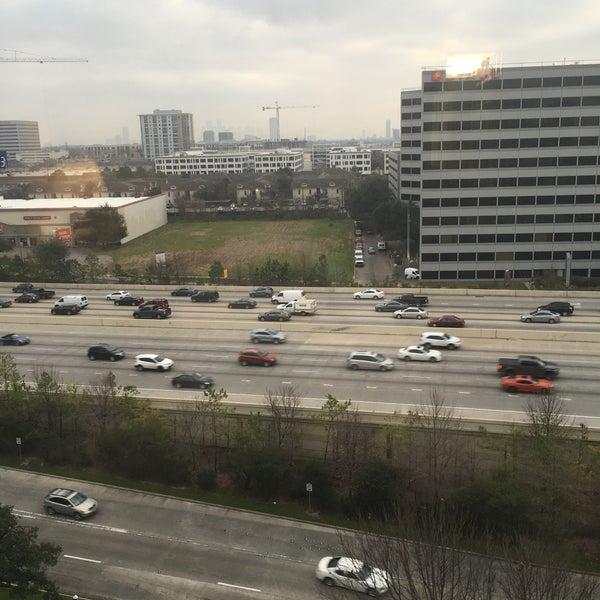 Photo taken at Sheraton Suites Houston Near The Galleria by Robert M. on 2/1/2016