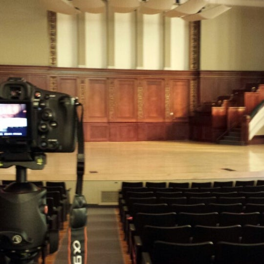 Photo taken at Hochstein School of Music & Dance by Skeeter H. on 5/11/2013