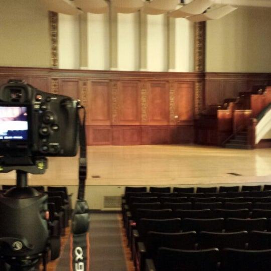 Photo taken at Hochstein School of Music & Dance by Skeeter H. on 5/11/2013