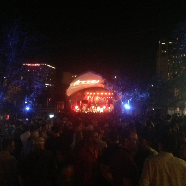 Photo taken at Stubb's Bar-B-Q by Mark C. on 3/13/2013