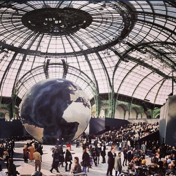 Photo taken at Grand Palais by Valentina C. on 3/5/2013
