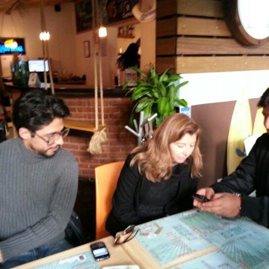Photo taken at Bajo Fondo by Alejandro M. on 1/18/2013