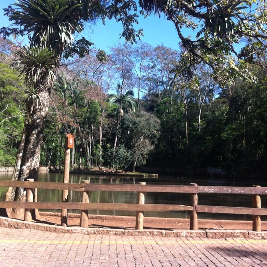 Photo taken at Parque Estadual do Jaraguá by Nanáh S. on 9/29/2012