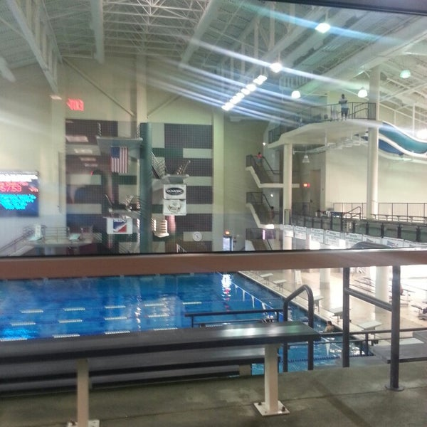 Germantown Indoor Swim Center Pool In Boyds