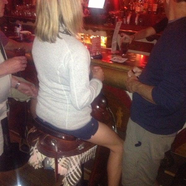 Photo taken at Million Dollar Cowboy Bar by Jeff E. on 7/19/2013