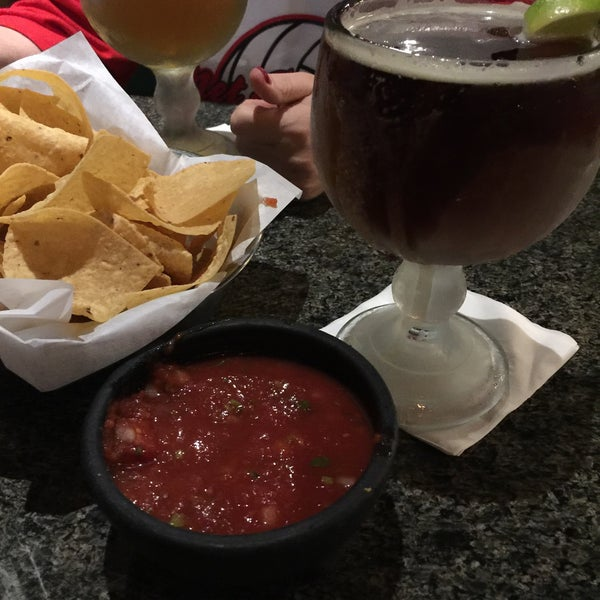 Photo taken at Mexi-Go Bar & Grill by Richard E R. on 10/14/2016