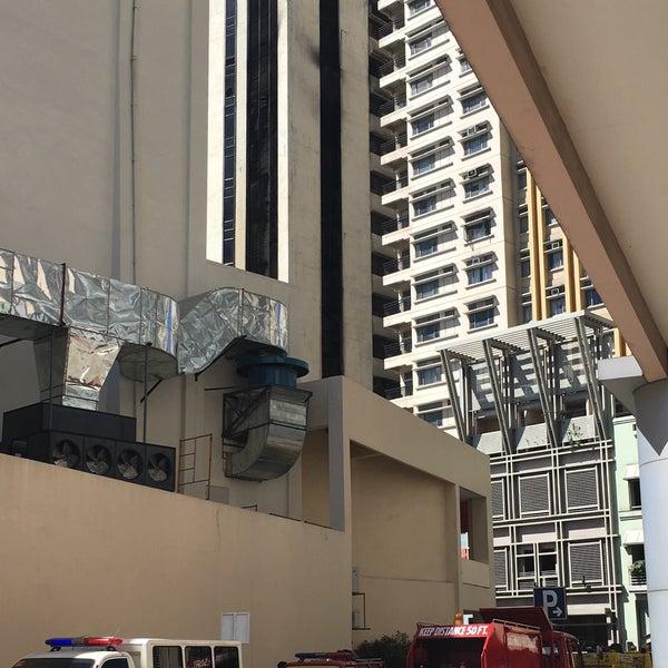 Aurora tower araneta center socorro quezon city for Terrace 45 quezon city