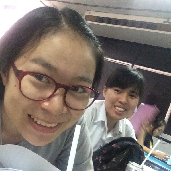 Photo taken at Chiang Mai Rajabhat University by Eye P. on 4/1/2016