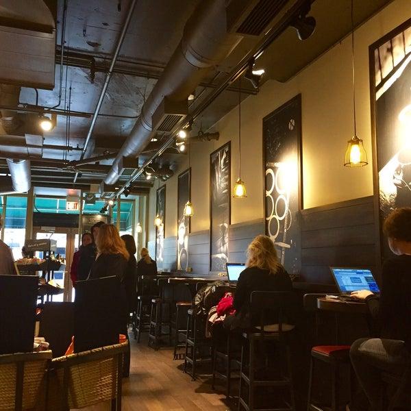 Photo taken at Starbucks by John R D. on 4/3/2016